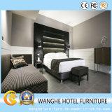 Mobília do hotel moderno chinês Conjunto de móveis de madeira para o quarto