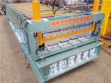 Машина steelmaking цвета плитки и стены крыши двойного слоя