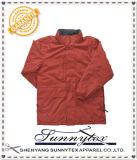 Mens 겨울 온열 장치 무거운 폴로 재킷