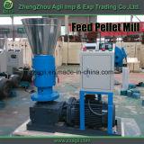 Cadena de producción de la pelotilla de la alimentación molino de la pelotilla de la biomasa del molino de la pelotilla del pienso pequeño