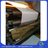 Release/versión el papel para el rodillo de la pelusa en la producción