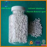 Активированное вещество удаления фторида глинозема