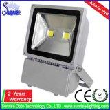 100W im Freien Flutlicht der Befestigungs-LED mit CER RoHS Zustimmung