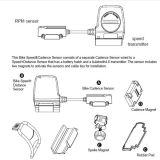 Bluetooth bicicleta Velocímetro GPS Wahoo Apps