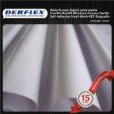 UV del material de impresión de PVC frontal-Lit bandera de la flexión signo material de alimentación