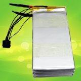 12V 100ah Waterproof o bloco da bateria de lítio para EV