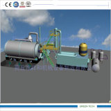 2015 gomma Recycling Machine Pyrolysis Plant a Fuel Oil