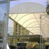 A fábrica projetou a estufa feita sob encomenda do frame do túnel do tamanho