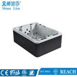 Vasca calda della STAZIONE TERMALE di massaggio del mulinello di capienza della gente di vendita 2 (M-3371)