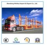Auto-Träger-LKW-Schlussteil, Dienstschlußteil für Auto-Transport