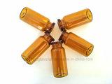 bernsteinfarbige Glasphiole 10ml für das medizinische Verpacken