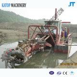 販売のための8inchカッターの砂の吸引の浚渫船