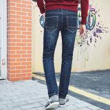 Джинсыы джинсовой ткани хлопка брюк людей C303