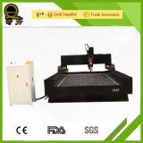 Router do CNC do mármore da alta qualidade da fábrica de Jinan (QL-1218)