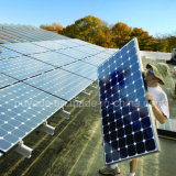 Hohe Leistungsfähigkeit 5kw steuern Gebrauch-Sonnensystem automatisch an