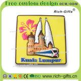 Подарки промотирования магнитов холодильника сувениров подгонянные для Малайзии (RC-MA)