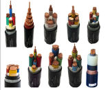кабель кабеля XLPE 0.6/1kv 120mm2 для Саудовской Аравии