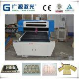 Vorstand-Laser-Ausschnitt-Maschine für das Plastik-Stempelschneiden sterben