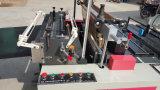 Saco automático de Sealling da parte inferior da canaleta de Siggle que faz a máquina