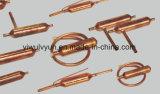 Essiccatore di rame del filtrante con il tubo della saldatura