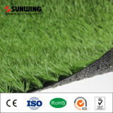 Herbe artificielle de mur chinois du football d'aquarium de gazon de natte