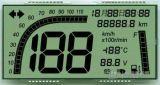 空気調節Tn/Stn LCDの表示