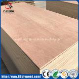 madeira compensada comercial de 4X8 Bintangor Okoume