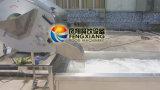 Ligne de lavage de coupe en dés du chou Cdwa-2000 industriel, chaîne de fabrication de lavage de découpage végétal, laitue déchiquetant la chaîne de production de lavage