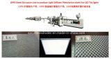PS GPPS LED 텔레비젼 위원회를 위한 기계를 만드는 가벼운 유포자 격판덮개 밀어남 선 GPPS 프리즘 장