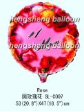 Balão de Mylar para o dia de Mother&acutes (10-SL-152)