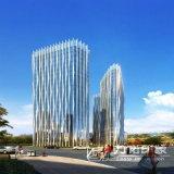 Hohe Handelsgebäude-hohe Auflösung übertragen Arbeiten