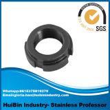Koolstofstaal & A2A4 Roestvrij staal dat om Noten voor de Hardware van de Moersleutel van de Haak wordt ingelast