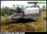 Kubota kopieren der 360 Grad-Reis, der Schneckenwellen-Korn-Mähdrescher aus dem Programm nimmt
