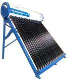 Coste solar del calentador de agua