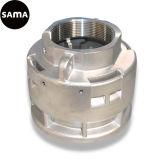 Stahlpräzisions-Investitions-Gussteil für angepasst mit der maschinellen Bearbeitung