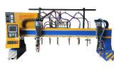 Machine de découpage de commande numérique par ordinateur de Multi-Torche de plaque en acier