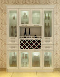 2015 Bck Mais novo armário de vinho moderno aberto N-8