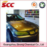 Spray-Auto-Lack des Gold1k mittlerer silberner flüssiger