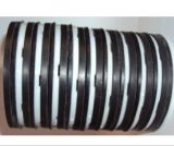 V verstärkte Gummibuchse für hydraulische Presse mit EPDM