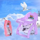 Sillas altas de bebé de alta calidad / asiento de refuerzo para niños con cinturón de seguridad