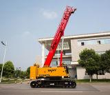 Sany Scc900e guindaste de esteira rolante de 90 toneladas que iça a máquina