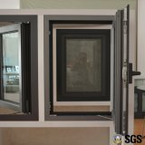 高品質の熱壊れ目のマルチロックK04002が付いているアルミニウムプロフィールの開き窓のWindows