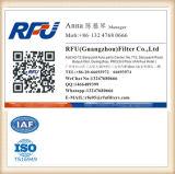 Filtro de petróleo da alta qualidade de Hu930/3X auto para Mann (HU930/3X)