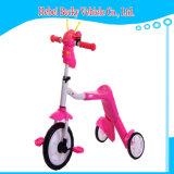 1개의 스쿠터 아이들 발 걷어차기 스쿠터 세발자전거 자전거에 대하여 새 모델 아이 2