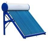 Calefator de água solar colorido da câmara de ar de vácuo