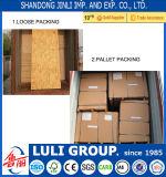 Vente et qualité chaudes OSB de groupe de la Chine Luli