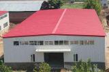 FertigEcnomical Stahlkonstruktion-Lager/galvanisierter Stahl