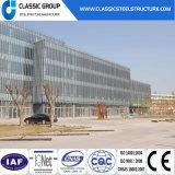 Fertighandelsgebäude-Stahlkonstruktion-Lager