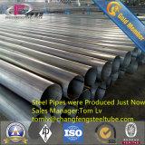 Tubos de acero de carbón de la capa de En10219-2 &En10210-2 con Ce, certificados de ISO9001 y del API 5L