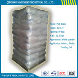 Resina Polyvinyl do Butyral da baixa viscosidade de preço do competidor (PVB) para o revestimento